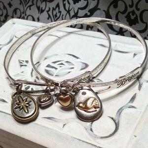 Bundle of 2 Brighton Christmas Bracelets
